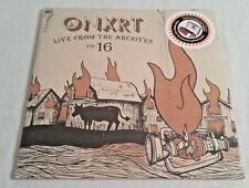 ONXRT Live From The Archives Vol. 16 RSD Vinyl