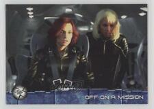 2003 Topps X-Men 2: United #23 Off on a Mission Non-Sports Card 1k3