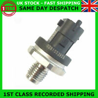 FUEL RAIL PRESSURE SENSOR FIT RELAY/ BOXER 2.8 FIAT DOBLO 1.9 INTERSTAR 2.2 2.5