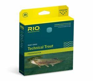 Rio Trout Series Technical Trout DT - Closeout