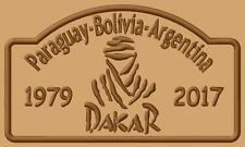 Dakar logo 2017  ecusson brodé patche Thermocollant iron-on patch