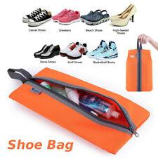 2020 Outdoor Portable Waterproof Travel Shoe Bag Zip Pouch Storage Organizer WF
