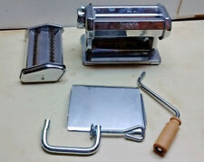 Imperia Pasta Press Stainless Steel Mold Heavy Duty Maker Italy
