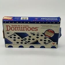 Double Six Jumbo Dominoes by Cardinal