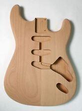 Goeldo BSANT Body für Stratocaster, SSS, US-Erle, lackierfertig geschliffen