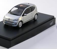 VW UP 2012 SILVER SCHUCO 1S3099300A7W 1/43 SILBER VOLKSWAGEN UP! ARGENT