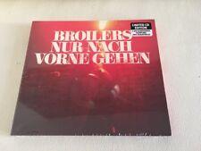 BROILERS - Nur nach vorne gehen / CD Limited Edition 697 von 2000