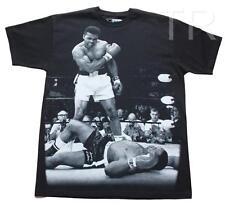 Ali ( Size  Large ) Muhammad Ali V Sonny Liston - Men's T Shirts