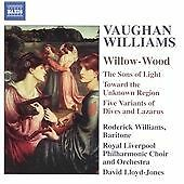 Vaughan Williams - Willow-Wood; Choral Works, , Very Good