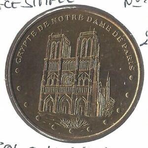 75 PARIS CRYPTE DE NOTRE DAME FACE SIMPLE Numero 2 2001 SUP