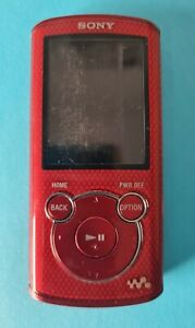 Sony Walkman NWZ-E464 - for PARTS ONLY - doesn't turn on
