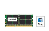 4GB, 204-pin SODIMM, DDR3 PC3-8500, 1067MHz ram memory for 2009 Apple iMacs