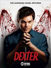 "B2G1F Dexter Collector/'s Poster Print T.V 11/"" x 15-1//4/"""