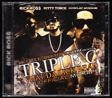 TRIPLE C (2008) - WHAT DA LICK READ - OFFICIAL MIXTAPE - CD ALBUM - NEW & SEALED