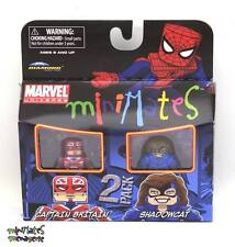 Marvel Minimates Series 31 Captain Britain & Shadowcat