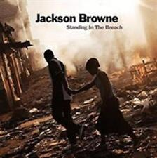 Jackson Browne - Standing In The Breach NEW CD