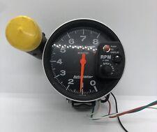 """Sport Comp Monster Auto Meter Tachometer 3905 5"""" Gauge"""