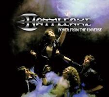 Power From The Universe (ReRel)/Digi von Battleaxe (2014) + 4 Bonus NEU / SEALED