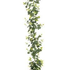 Eucalyptus Garland Green Artificial 180cm/6ft