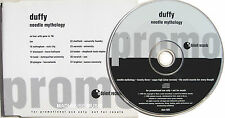 DUFFY Stephen Tin Tin CD Needle Mythology 4 TRACK PROMO Unique Title Sleeve Mint