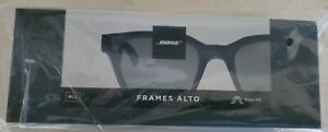 Bose Frames Alto Audio Smart Sunglasses Black M/L