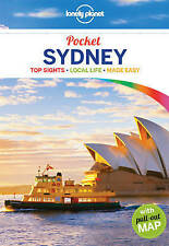 Lonely Planet Pocket Sydney (Travel Guide), Good Condition Book, Lonely Planet,