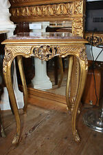 Living Room Antique Style Wood More than 200cm Tables