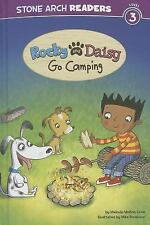 Rocky and Daisy Go Camping (My Two Dogs)-ExLibrary