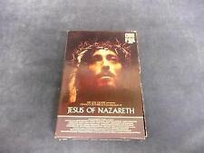 VINTAGE ANTIQUE RETRO CBS/FOX 1980 JESUS OF NAZARETH part 2 betamax movie
