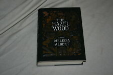 The Hazel Wood by Melissa Albert 2018 Hardcover First Edition