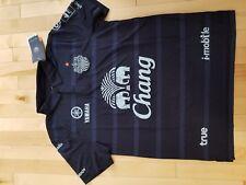 100% Authentic Buriram United Thailand Football Soccer League Jersey Shirt Blue