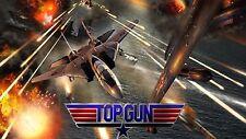 Top Gun Poster Length: 800 mm Height: 450 mm  SKU: 252