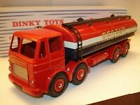 Atlas Dinky Supertoys Leyland Octopus Regent Tanker - Excellent with box