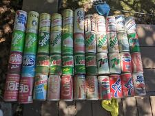 Vintage Soda Can 70's-90's