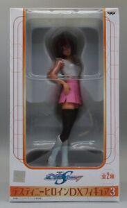 Gundam Seed Lunamaria Hawke Destiny Heroine DX Figure 3 PVC Figure by Banpresto
