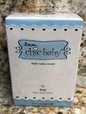 Chic Baby Fresh Baby Scents 1.7oz Boys Perfume By Gwen Stafani