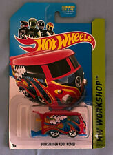 Hot Wheels HW WORKSHOP VOLKSWAGEN KOOL KOMBI RED