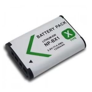 Rechargeable Battery Sony DSC-H400 HDR-CX405 DSC-RX100M3 HDR-PJ440 Camcorder