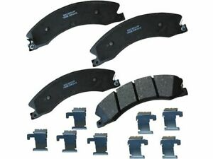 Hardware Kits Not Included DNA 2013 fits Chevrolet Silverado 2500 HD LTZ Front Ceramic Brake Pads with Two Years Manufacturer Warranty