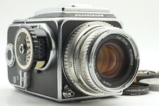 """NEAR MINT w/ Meter"" HASSELBLAD 500C Carl Zeiss Planar 80mm f/2.8 Lens M12 JAPAN"