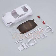 Kyosho Mini-Z NISSAN GT-R White Body Set 1:27 RC Cars Touring On Road #MZN93