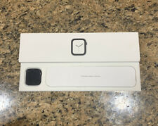 Apple Watch Series 4 40 mm Space Gray with Black Sport Band GPS With Box