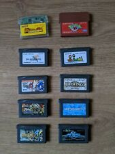 Lots De Jeux Japonais Game Boy Advance