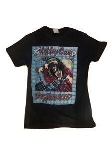 '89 Motley Crue Shirt Amazing Condition Dr. Feelgood