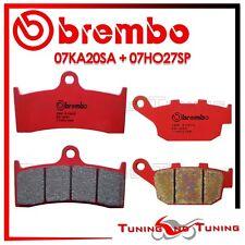 Pastiglie Freno BREMBO Anteriori SA+Post SP BUELL S3T THUNDERBOLT 1200 2000 2001
