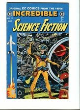 Incredible Science Fiction  11. Gemstone  1994 -Reprints '50  EC  - FN +