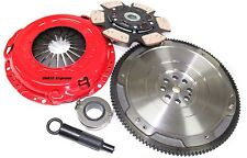 ULTIMATE STAGE 3 CLUTCH KIT+IRON FLYWHEEL HONDA PRELUDE/ACCORD 2.2L 2.3L H22 H23
