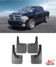 For 2009-2018 Dodge Ram 1500 2500 3500 4PCS Front Rear Mud Flaps Splash Guards