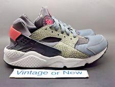 Nike Air Huarache Run PRM Safari Running Shoes 2014 sz 9