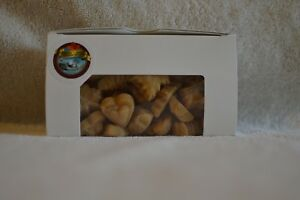 """Soft Maple candy, 1lbs. box made from Certified """"Organic """" syrup."""